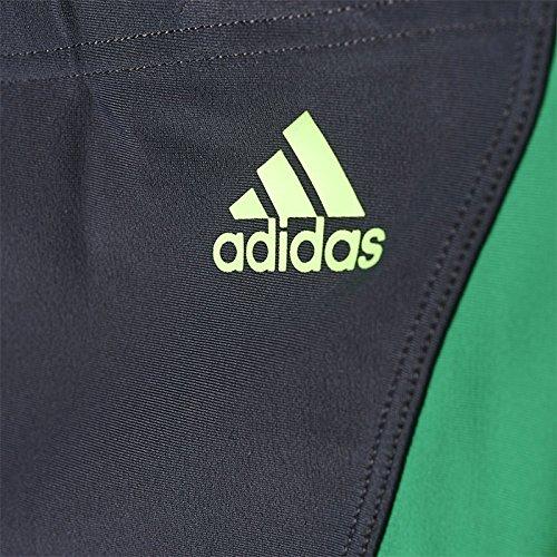 adidas Herren Inspiration Boxer-Badehose Black