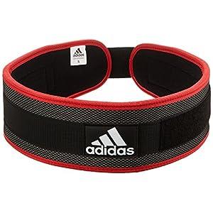 Adidas Gewichtheber Gürtel Leder