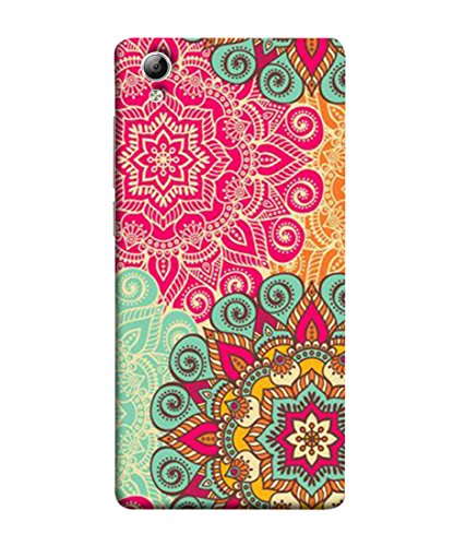 Pinaaki High Quality Printed Designer Soft Back Case cover for Vivo Y51L