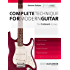 Complete Technique for Modern Guitar: Over 200 Fast-Working Exercises with Audio Examples (Guitar Technique Book 5)