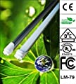 HyLine 18W LED Röhre Tube T8 G13 120cm 1700Lumen neutralweiß 4000K - VDE zertifiziert & 5 Jahre Garantie