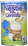 Nestlé Bébé P'tite Céréale 5 Céréales dès 6 mois 400g - Lot de 4