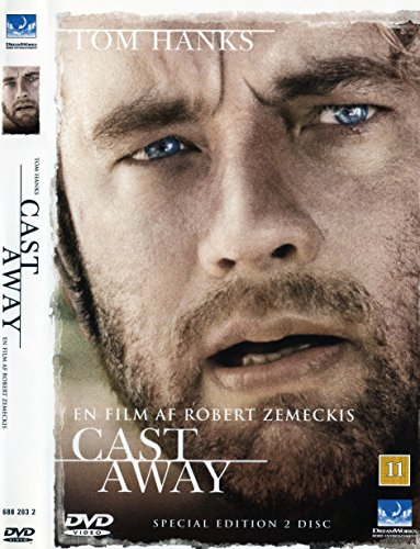 Cast Away – 2 disques Sepcial Edition – Edition scandinave