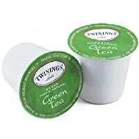 Twinings Green Tea Keurig K-Cups, 48 Count