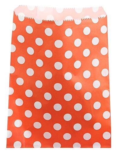 lotto-di-24-sacchetti-per-dolcetti-in-carta-motivo-a-pois-da-bar-per-confetti-candy-bar