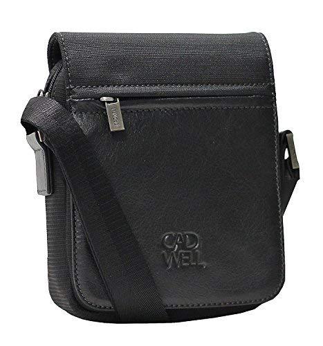 Klappe Schwarz Handtaschen (Klappe Tasche Cadwell - Schwarz)