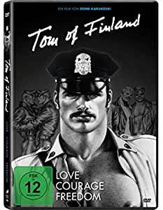 Cover: Biografie Tom of Finland (1 DVD, 111min)