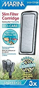 Marina Filtre pour Aquariophilie Cartouche Bio Card