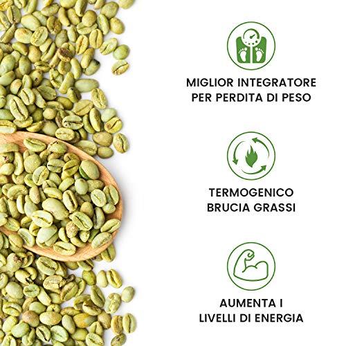 caffè verde puro 5000 mg funzion