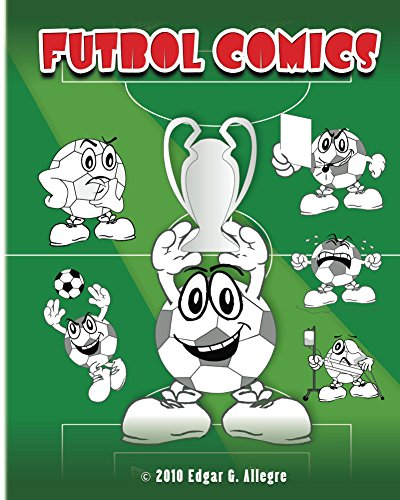 Futbol Comics por Edgar G. Allegre