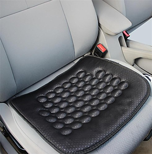 Universel beheizten Auto Sitzkissen - schwarz 12V Heizung wärmer Pad heißen Deckel Ideal für kaltes Wetter und im Winter fahren