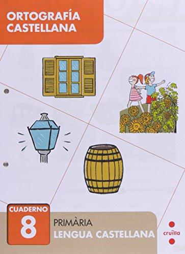 Ortografía castellana 8. Primària - 9788466133067