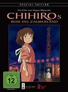 Chihiros Reise ins Zauberland [Special Edition] [2 DVDs]
