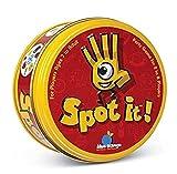BOEHNER Lustige Marke Karten Spiel Party Karte Puzzle Kinder Spielzeug-Spot it!