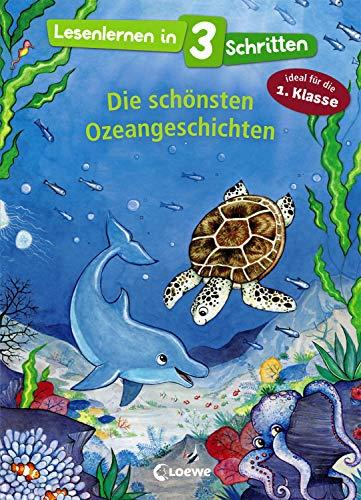 Lesenlernen in 3 Schritten - Die schönsten Ozeangeschichten -