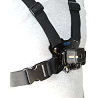 TELESIN nuovo arrivo petto cintura con cornice Mount Adattatore per Polaroid Cube e Cube +