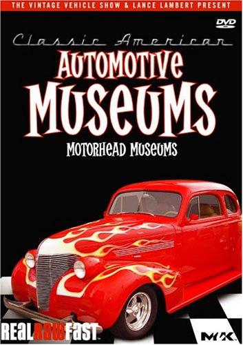 automotive-museums-motorhead-museums-dvd-import