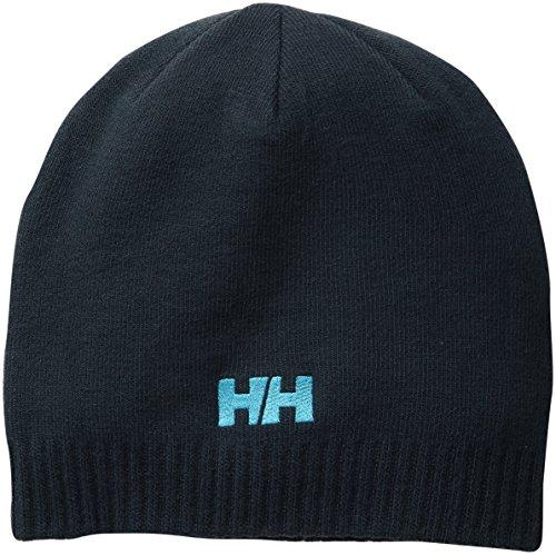Helly Hansen Brand Beanie - Gorro para hombre, color azul, talla STD