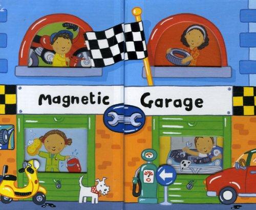 Magnetic Garage