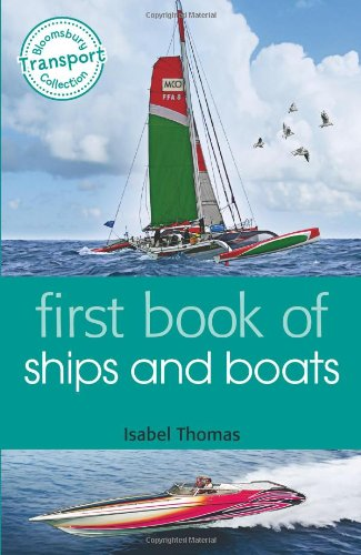 First Book of Ships and Boats