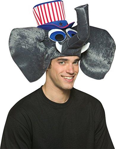 Costumes For All Occasions GC6026 Patriot Elephant Hat (gorro/sombrero)