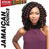 Jamaican Bounce Black Colour 1B. Havana Mambo and Senegalese Twist Style by African Collection