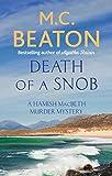 Death of a Snob (Hamish Macbeth) by M.C. Beaton