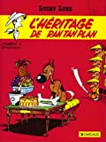 Lucky Luke, Tome 11 - L'héritage de Rantanplan - Dargaud - 07/06/1996
