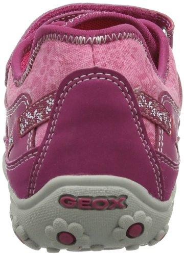 Geox  JR BETTER A, Peu fille Rose - Pink (FUCHSIA C8002)