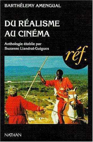 Du réalisme au cinéma par Barthélémy Amengual