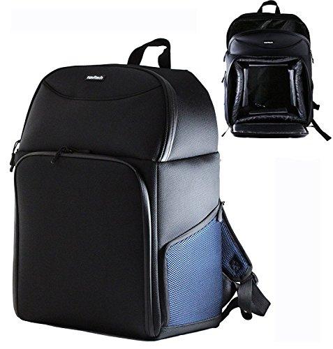 Navitech robusten schwarzen Tragerucksack / Rucksack / Tasche für Panasonic AJ-PX270EJ AVC-Ultra Professional Camcorder / Camcorder (Kamera Panasonic Professional)