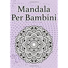 Amazonit Mandala Per Bambini