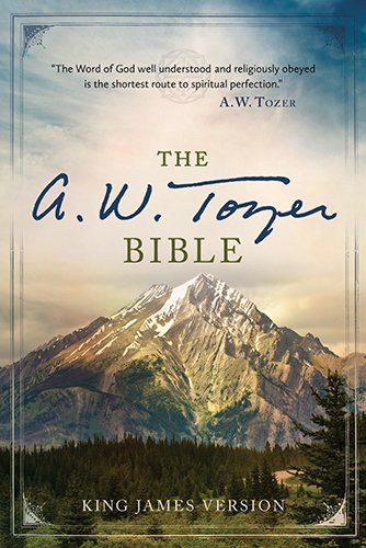 A W Tozer Bible KJV for sale  Delivered anywhere in UK