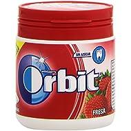 Orbit Fresa Chicle Sin Azúcar - 60 grágeas