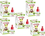 Zindagi Mosquito Repellent - Natural & Chemical Free Repellent - Pure Lemongrass Extract, Neem Extract &am