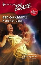 Bed on Arrival (Harlequin Blaze)