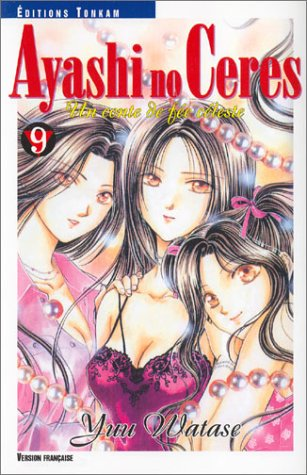Ayashi No Ceres, tome 9
