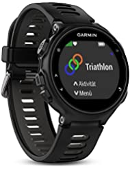 Garmin Run Bundle Forerunner 735xt, Schwarz/Grau, M