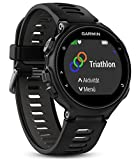 Image of Garmin Run Bundle Forerunner 735xt, Schwarz/Grau, M