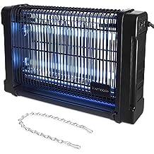 kwmobile Destructeur D insectes Électrique - Tue Mouche Électrique  Intérieur - Destructeur Insecte UV Lampe c8198f0bb4a7