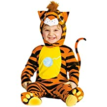Disfraz de tigre para bebé gato traje felino depredador animal