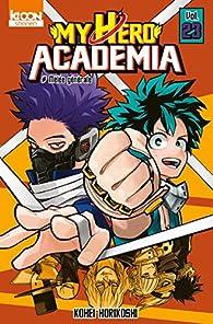 My Hero Academia, tome 23 par Horikoshi