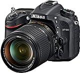 Nikon D7100 SLR-Digitalkamera (24 Megapixel, 7,8 fach opt. Zoom, 8 cm (3,2 Zoll) TFT-Monitor, Full-HD-Video) Kit inkl. Nikon AF-S DX 18-140 mm VR-Objektiv - 2