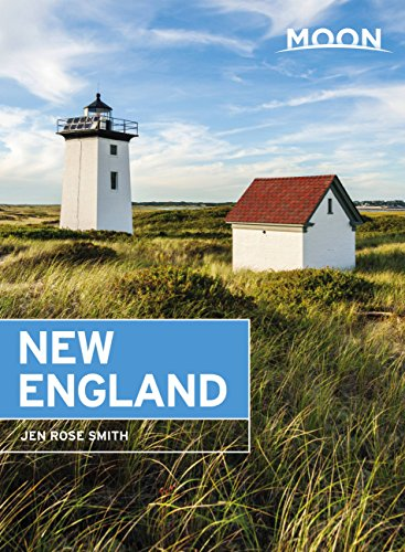 Moon New England (Travel Guide) (English Edition)