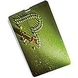 Pen Drive / Digital Printed Credit Card Shape Natural Scenery 16 GB Plastic Pen Drive/Data Storage