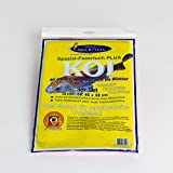 Aquaclean Microfasertuch Spezial Fasertuch Plus KOI 45 x 33 - Set 3 Stück