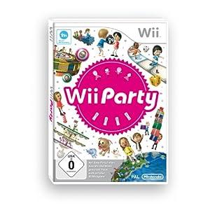 Wii Party – [Nintendo Wii]