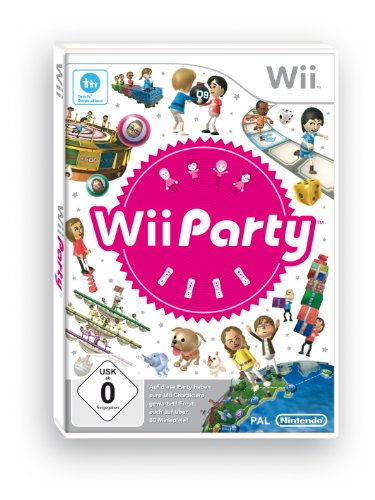 Wii Party - [Nintendo Wii] - Wii 2 Party