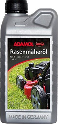 ADAMOL 1896 01210530 Rasenmäher-Öl SAE30, 4-Takt, 1 L
