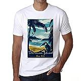 Floreana Island, Pura Vida, Beach Name, tshirt herren, tshirt geschenk